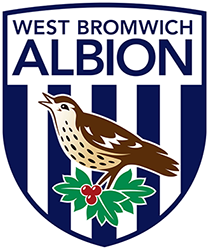 West Bromwich Albion FC club badge