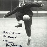 Roy Swinbourne, former Wolves player